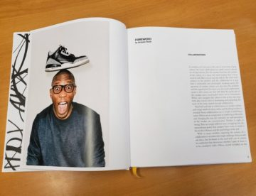 Jacques Slade | Book, Sneakers x Culture Collab